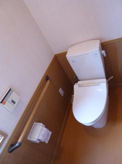 【トイレ】秋葉区中野4丁目中古戸建