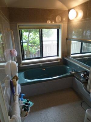 【浴室】秋葉区中野4丁目中古戸建