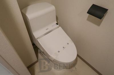 メインステージ若松河田のトイレです