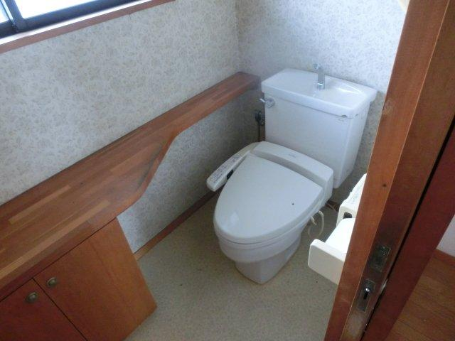 【トイレ】比企郡ときがわ町玉川 店舗付住宅