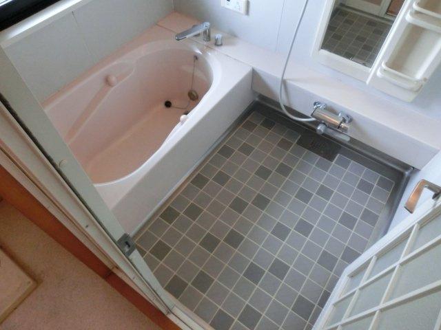 【浴室】比企郡ときがわ町玉川 店舗付住宅