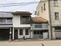 津山市橋本町 中古住宅6SDK+店舗の画像
