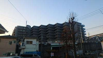 【外観】シャルマンコーポ鳩ヶ谷
