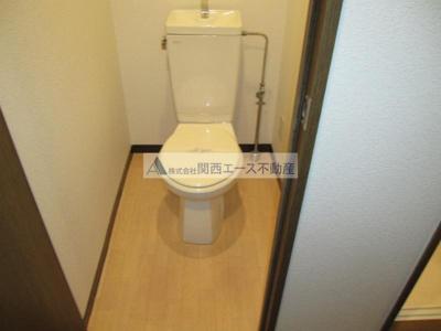 【トイレ】リップル布施イースト