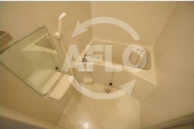 レインボーコート立売堀 浴室