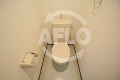 レインボーコート立売堀 トイレ
