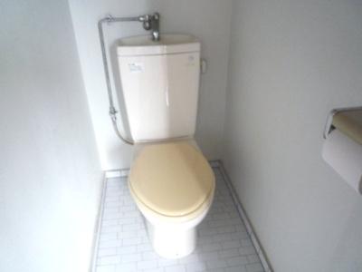 【トイレ】荒金アパート