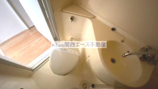 【トイレ】ヴィラオビラ