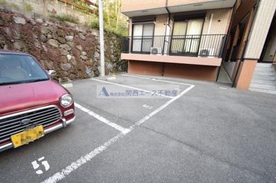 【駐車場】レジデンス石切