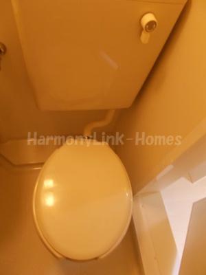 ファーストハウス王子のコンパクトで使いやすいトイレです