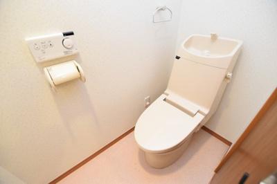 【トイレ】エンジェルコート