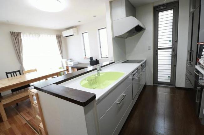 【キッチン】高雄6丁目戸建