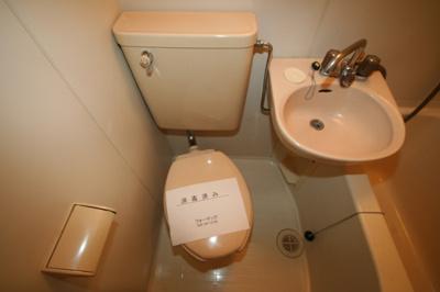 【トイレ】シーサイドヴィラ15