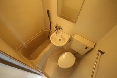 【浴室】メゾン・ド・アンヴィ