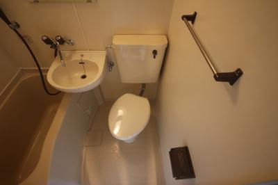 【トイレ】メゾン・ド・アンヴィ
