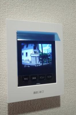 TVモニターホン新設☆!