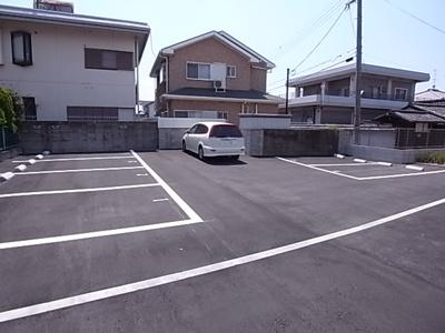 【駐車場】アスピリア砂