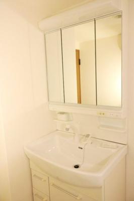 【洗面所】ホワイトレジデンス1