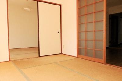 【和室】ホワイトレジデンス1