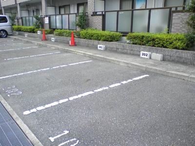 【駐車場】ディアコート横山