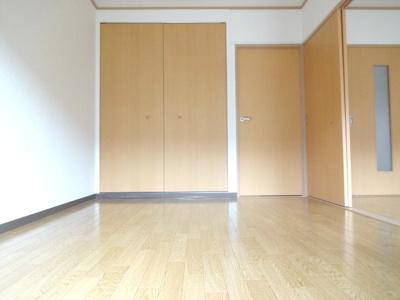 【寝室】ディアコート横山