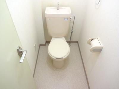 【トイレ】ディアコート横山