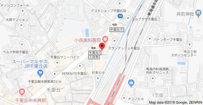 【地図】ポートステージ千里丘
