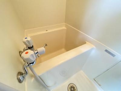 【浴室】福栄ハイツ