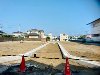 約4.2mの開発道路