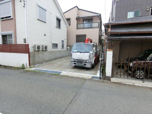 神戸市垂水区歌敷山3丁目 土地
