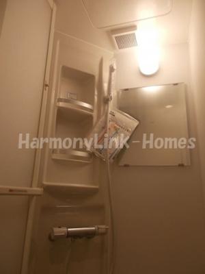 RIZEST asterMNの日々の暮らしに欠かせないシャワールームです☆