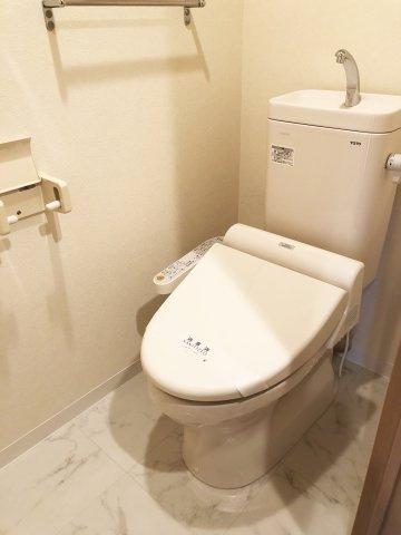 【トイレ】フローラル東葛西Ⅵ