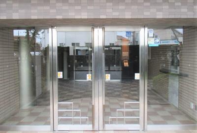 【エントランス】リベール土山Ⅱ