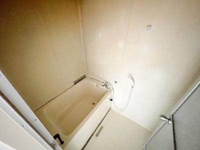 【浴室】第二葉山コーポ