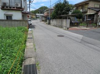 千葉市花見川区花園町 売地 JR新検見川駅 前面6m公道、閑静な住宅街で車通りも少なく安心です♪