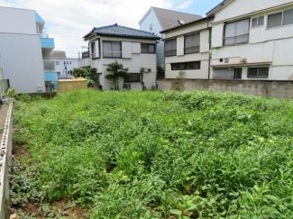 千葉市花見川区花園町 売地 JR新検見川駅 南側に大きな建物もないので、日当たりも十分に確保できます♪