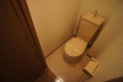 【トイレ】エステムコート神戸元町通