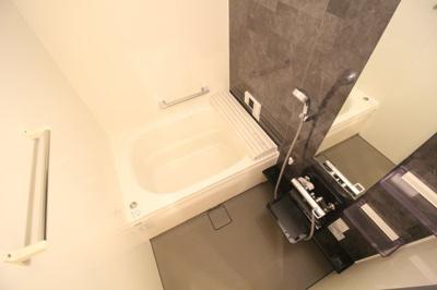 【浴室】グリーンソフィア板宿