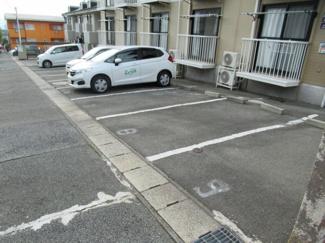 【駐車場】プラティ ニューセジュール