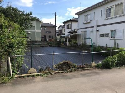 【その他】売地 つくばみらい市伊奈東 閑静な住宅街