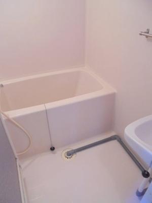 【浴室】第5ガーデンハイツ