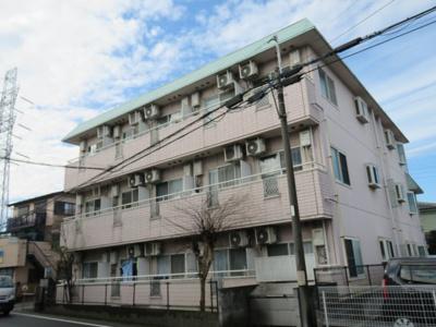 【外観】キャンパスタウン霞