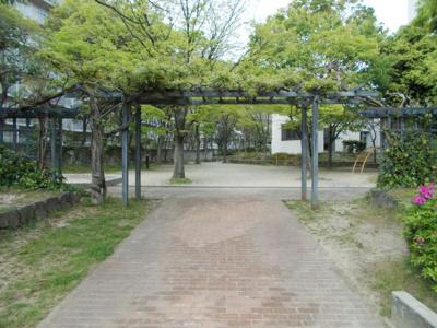 マンション内公園