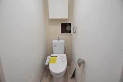 【トイレ】ル・マージュ新町