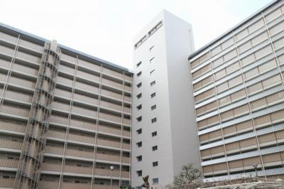 【外観】深江橋第二コーポ