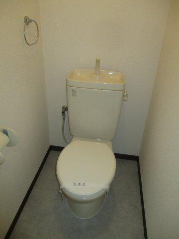 【トイレ】カーサ双ヶ岡