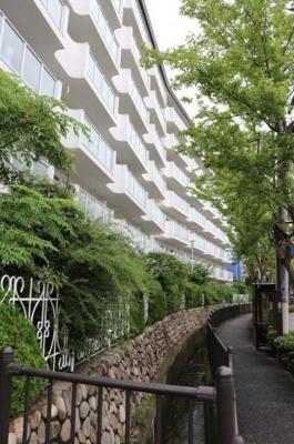 【外観】ローズハイツ芦屋