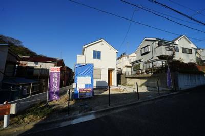 【外観】保土ヶ谷区仏向町 全2棟 新築戸建