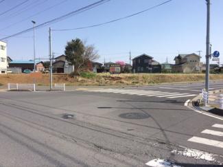 【外観】守谷市百合ケ丘2丁目 事業用貸地