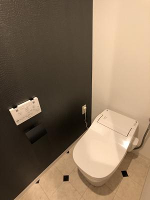 【トイレ】ダイアパレス枚方サウスピア
